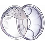 Philips Avent SCF157/02 - 2 Conchas protectoras ventiladas para pezones, 2 conchas para