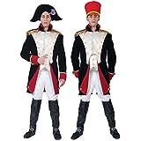Emperador Napoleón Bonaparte traje francés