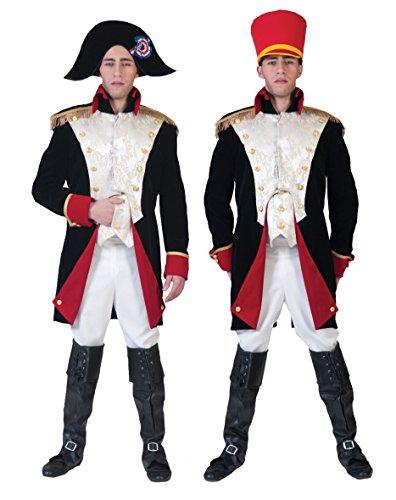 Französisch Kaiser Napoleon Bonaparte Kostüm (Napoleon Bonaparte Kostüm)
