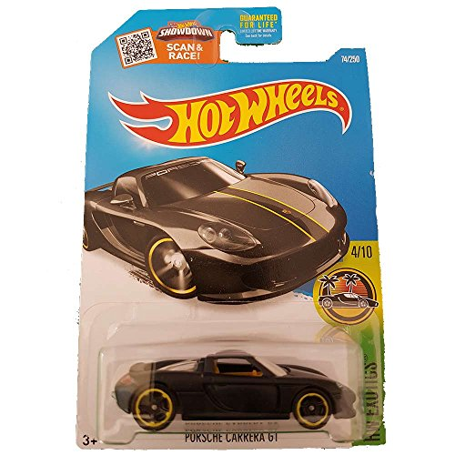 Hot Wheels Porsche Carrera GT HW Exotics 4/10 2015 (74/250