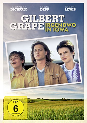 Gilbert Grape - Irgendwo in Iowa (Grape Gilbert Dvd)