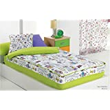 Saco Nordico Con Relleno Kids (Cama 105 cm, Color Unico)