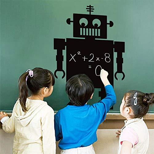 Antenne Roboter Tafel Aufkleber Kinderzimmer Kindergarten Schlafzimmer Abnehmbare Cartoon-Aufkleber (Roboter-antenne)