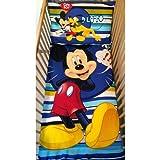 Bijoux Kids–Juego cama bebé, Mickey Pluto Disney, Torre de cama, funda de edredón, funda de almohada