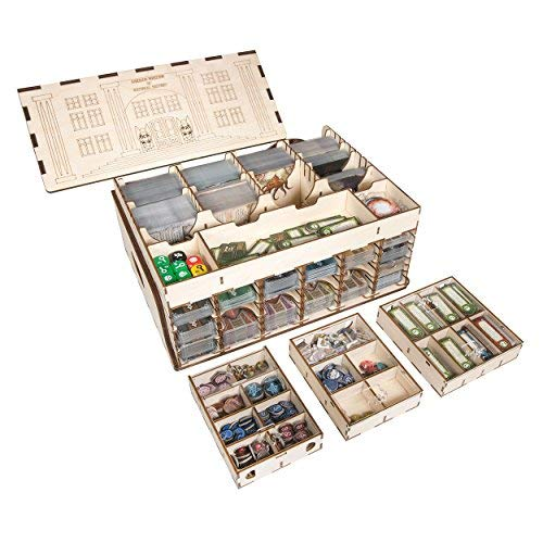 The Broken Token Arkham Museum Crate for Elder Sign