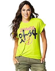 Zumba Fitness Official Seoul T-Shirt Femme
