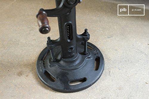 Pib sgabelli sgabello industriale a manovella sgabello retro