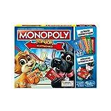 Monopoly- Junior Electronico (Versión Portuguesa) (Hasbro E1842190)