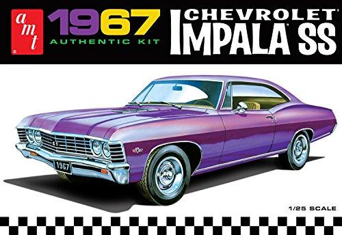 AMT amt9811: 25Escala 1967Chevrolet Impala SS Modelo