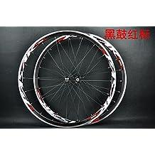 Juego de ruedas Pasak para bicicleta de carretera de 700C, con rodamientos sellados ultra livianos, llantas para ruedas de 11velocidades, soportan 1650g