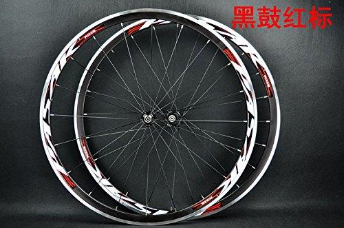 pasak Road Bike Fahrrad 700C versiegelte Kugellager Ultra Light Rollen Laufradsatz Rand 11Speed für die 1650g -