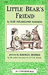 Little Bear's Friend Book and Tape (I Can Read Book 1) by Else Holmelund Minarik (1990-04-27)
