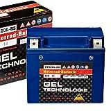 Panther GEL YTX20L-BS - 12 V / 18 Ah - 240 A/EN 52014 CTX20L-BS Motorradbatterie Quad Batterie