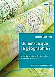 Carres geo qu'est ce que la géographie ?