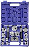 Draper Expert 22461 Brake Piston Wind Back Tool Kit