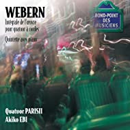 Webern-Quatuor a cordes