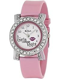 Relish Analog Girls Always Right Dial Women's Watch - L706