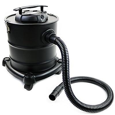 Oypla 20L 1200W Fireplace Fire Stove Wood Burner Vacuum Ash Vac Hoover