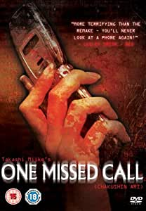 One Missed Call [2007] [DVD] [2008]