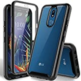 HATOSHI LG K40 Case, LG X4 2019 Case with Built-in Screen