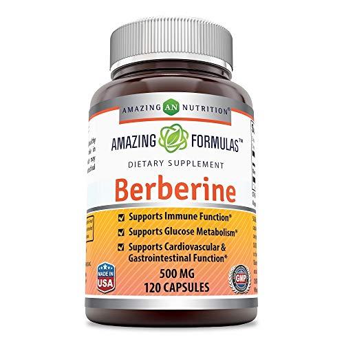 Berberina beneficios para adelgazar