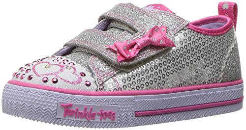 df49d04e142 Skechers twinkle toes the best Amazon price in SaveMoney.es