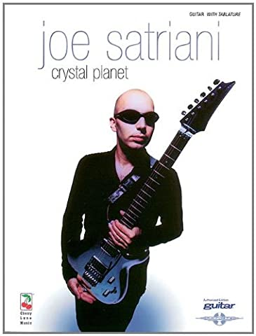 Play It Like It Is Guitar Joe Satriani Crystal Planet Tab