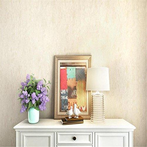 STEAM PANDA Wallpaper 3D Stereo TV Hintergrund Schlafzimmer Wohnzimmer Einfache Vintage Plain Mottled Fleckig, white