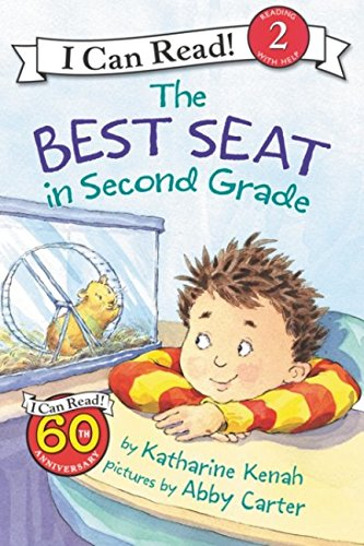 The Best Seat In Second Grade (I Can Read: Level 2)