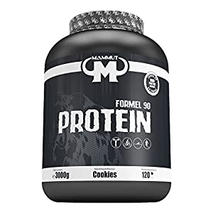 Mammut Formel 90 Protein, Cookies, 1er Pack (1 x 3kg)