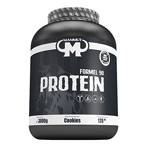 Mammut - Formel 90 Protein, Cookies, 3000 g Dose
