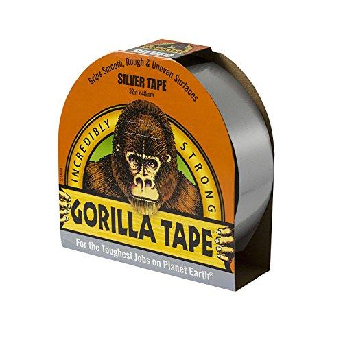 gorilla-solide-argent-ruban-adhsif-pour-surfaces-rugueuses-lisse-et-irrgulire-32m-x-48mm