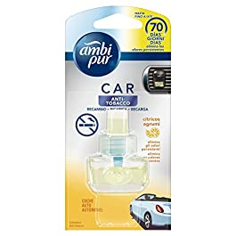 Ambi Pur Car Ricambio di Deodorante per Ambienti – 7 ml