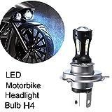 FEZZ Motorrad LED Scheinwerfer Birne High