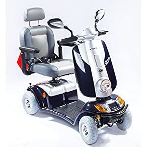 Kymco Poel ForU, 12 km/h Scooter, Elektromobil bis 160kg belastbar inkl. Anlieferung/Einweisung/Aufbau vor Ort