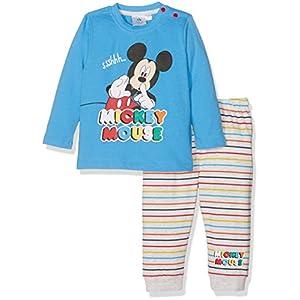 Disney-Conjuntos-de-Pijama-para-Bebs