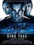 Affiche Cinéma Originale Grand Format - Star Trek (Format 120 x 160 cm pliée) Année 2009