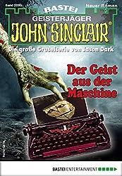 John Sinclair 2095 - Horror-Serie: Der Geist aus der Maschine
