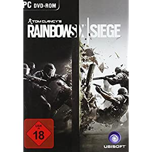 Tom Clancy's Rainbow Six Siege Gold Edition – Season 2 -[Playstation 4]