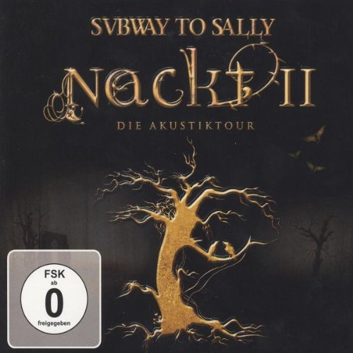 Nackt II -CD+DVD-