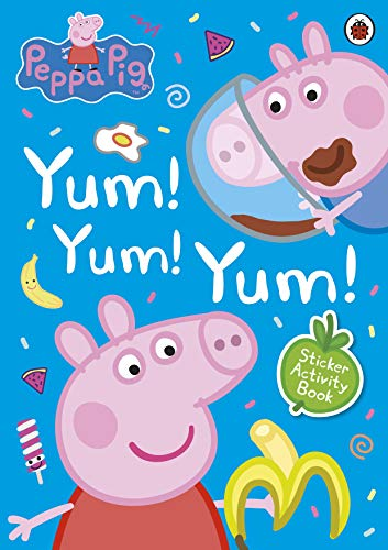 Yum! Sticker Activity Book ()