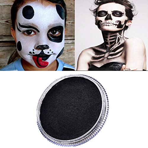 Wanna Party Face Paint Black