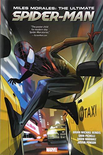 Miles Morales: Ultimate Spider-Man Omnibus (Miles Morales: The Ultimate Spider-Man) (Ultimate Spiderman Morales Miles)
