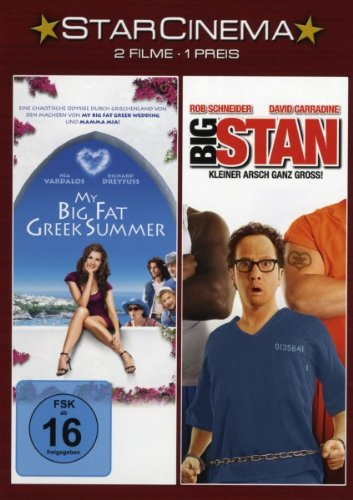My Big Fat Greek Summer / Big Stan - Kleiner Arsch ganz groß! [2 DVDs]