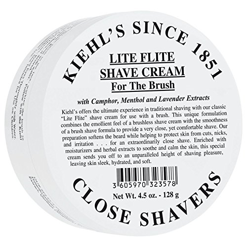 kiehl-lite-flight-shave-cream-128g