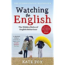 Watching the English Paperback October 23, 2014