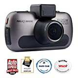 Nextbase 612GW - Full 4K Ultra HD Resolution DVR In-Car Dash Camera - 150° Viewing Angle - WiFi and GPS - HDR and WDR Recordings - Anti-Glare Polarising Filter - Black