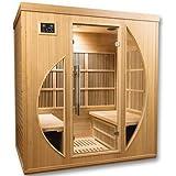 Sauna infrarrojos orwen Club 4plazas VerySpas