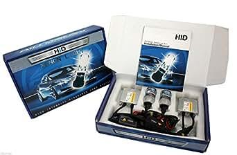 KIT Ampoule HID Xenon H7 8000 avec Ballast Ultra Slim