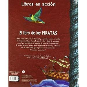 El libro de los piratas (Libros en acción)